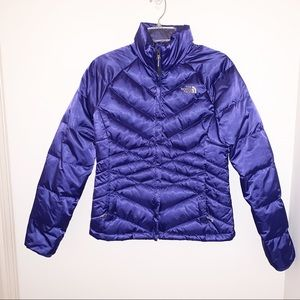 The North Face 550 Puffer Winter Jacket